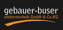 Gebauer-Buser Elektrotechnik